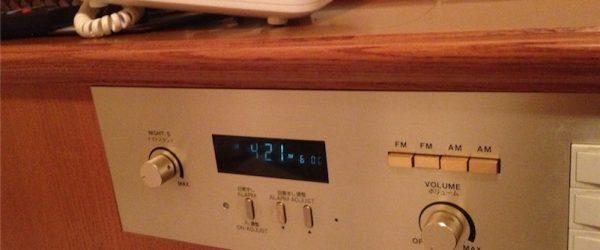 ビワイチ2013本版当日、午前4:21起床