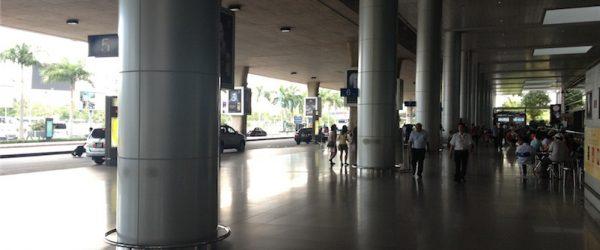 ベトナム・ホーチミンの空港「タンソンニャット国際空港」