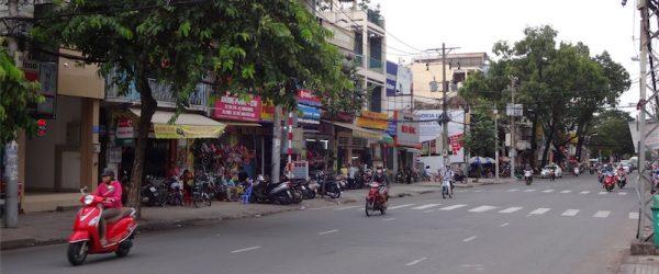 自転車街ストリート