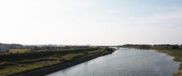 伊勢市の川